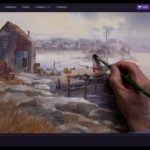 Join Johannes Vloothuis to Paint Dramatic Weather Effects | Promo Trailer
