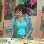 Preview | Intuitive Art: Poured Paintings with Betsy Dillard Stroud